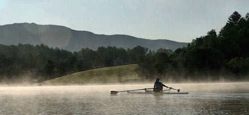 Rowing - Nancy Friedman